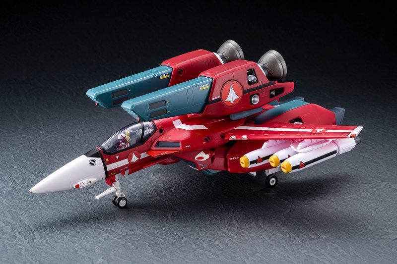 超時空要塞マクロス 160 完全変形VF-1J スーパーバルキリー ミリア・F・ジーナスFIGURE-029641_05
