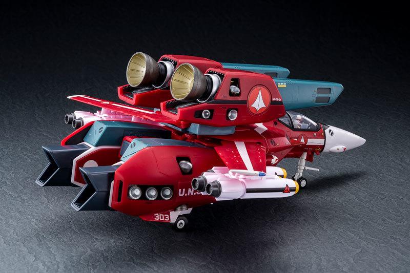 超時空要塞マクロス 160 完全変形VF-1J スーパーバルキリー ミリア・F・ジーナスFIGURE-029641_06