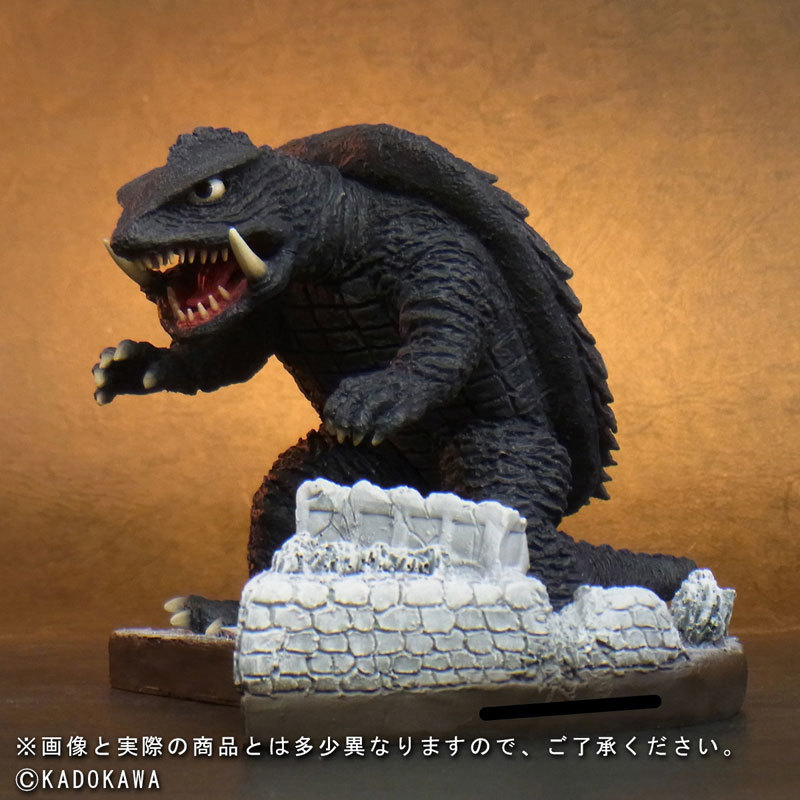 FAVORITE SCULPTORS LINE デフォリアル Coin Bank ガメラ1966FIGURE-029746_03