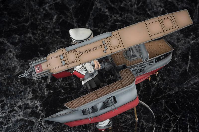 艦隊これくしょん -艦これ- 17 グラーフ・ツェッペリンFIGURE-029932_03