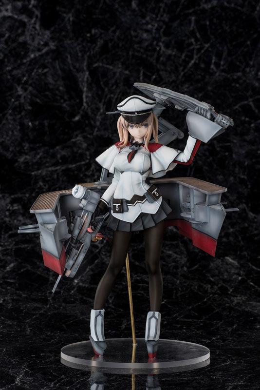 艦隊これくしょん -艦これ- 17 グラーフ・ツェッペリンFIGURE-029932_06