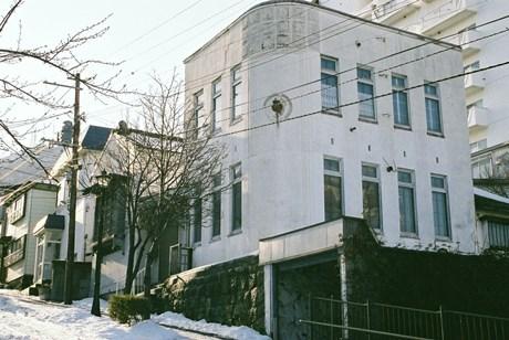 大三坂の建物(2)