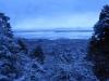 金大巌から琵琶湖