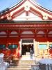 横川中堂入口