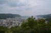 おがみ山から名瀬港