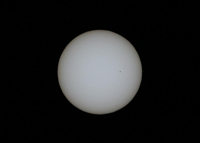 20170227太陽黒点