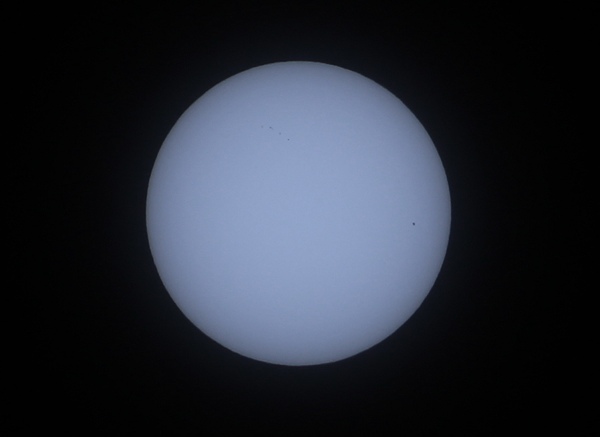20170301太陽黒点