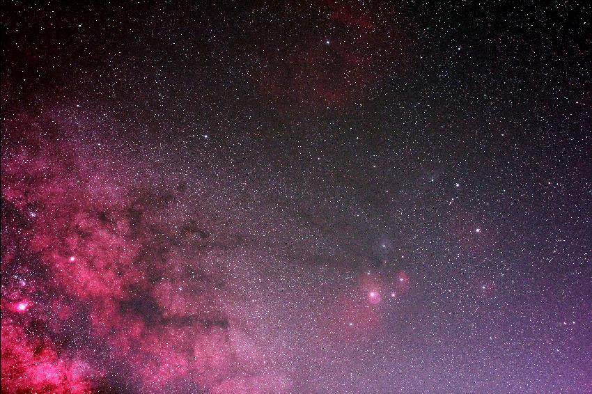 20170328さそり座と天の川2