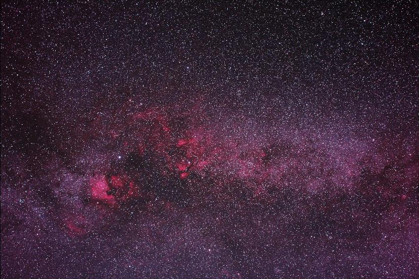 20170328はくちょう座の散光星雲2