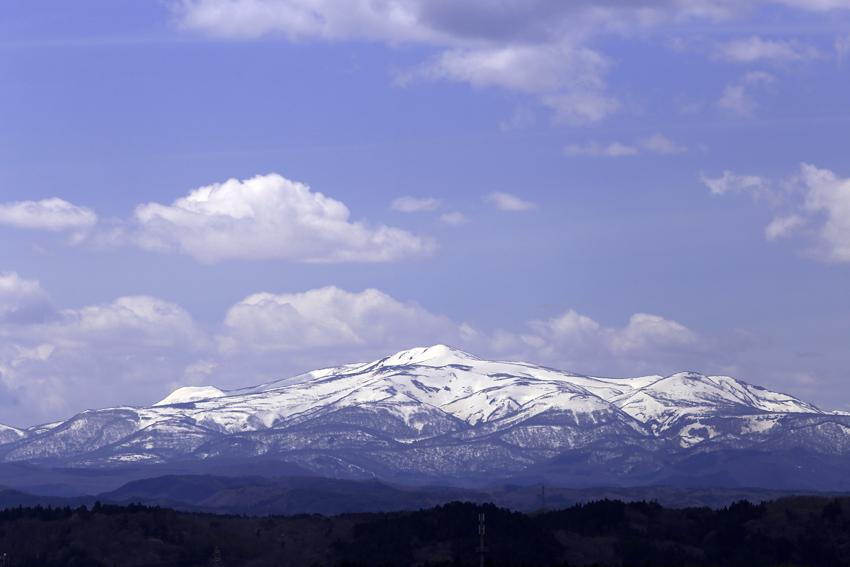 20170427昼の栗駒山
