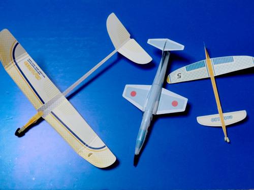 私が使った機体たち。