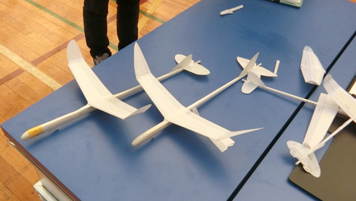 I井Jさんの機体たち。