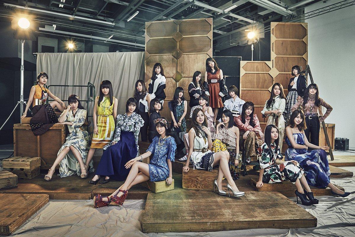 乃木坂46「インフルエンサー」発売記念個人PV復活スペシャル SHOWROOM