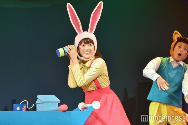 樋口日奈 舞台版「ドラえもん」3