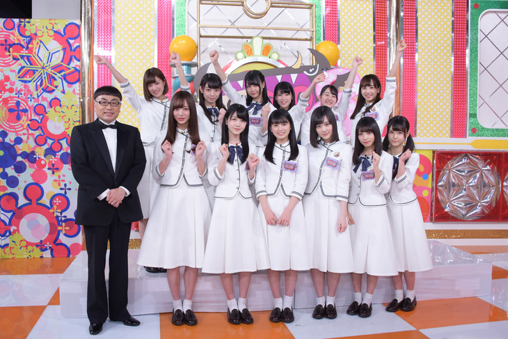 乃木坂46 17th制服 3期生