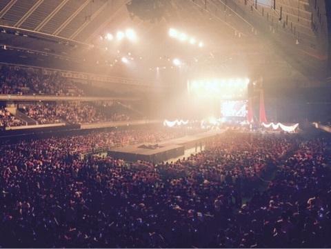 東京体育館3