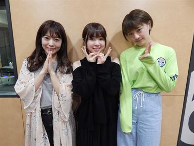 乃木坂46の「の」 斉藤優里 中田花奈 渡辺みり愛さん