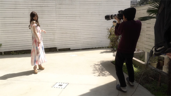 CIL McBEE 2017S/S Collection feat.MAI SHIRAISHI Nogizaka46