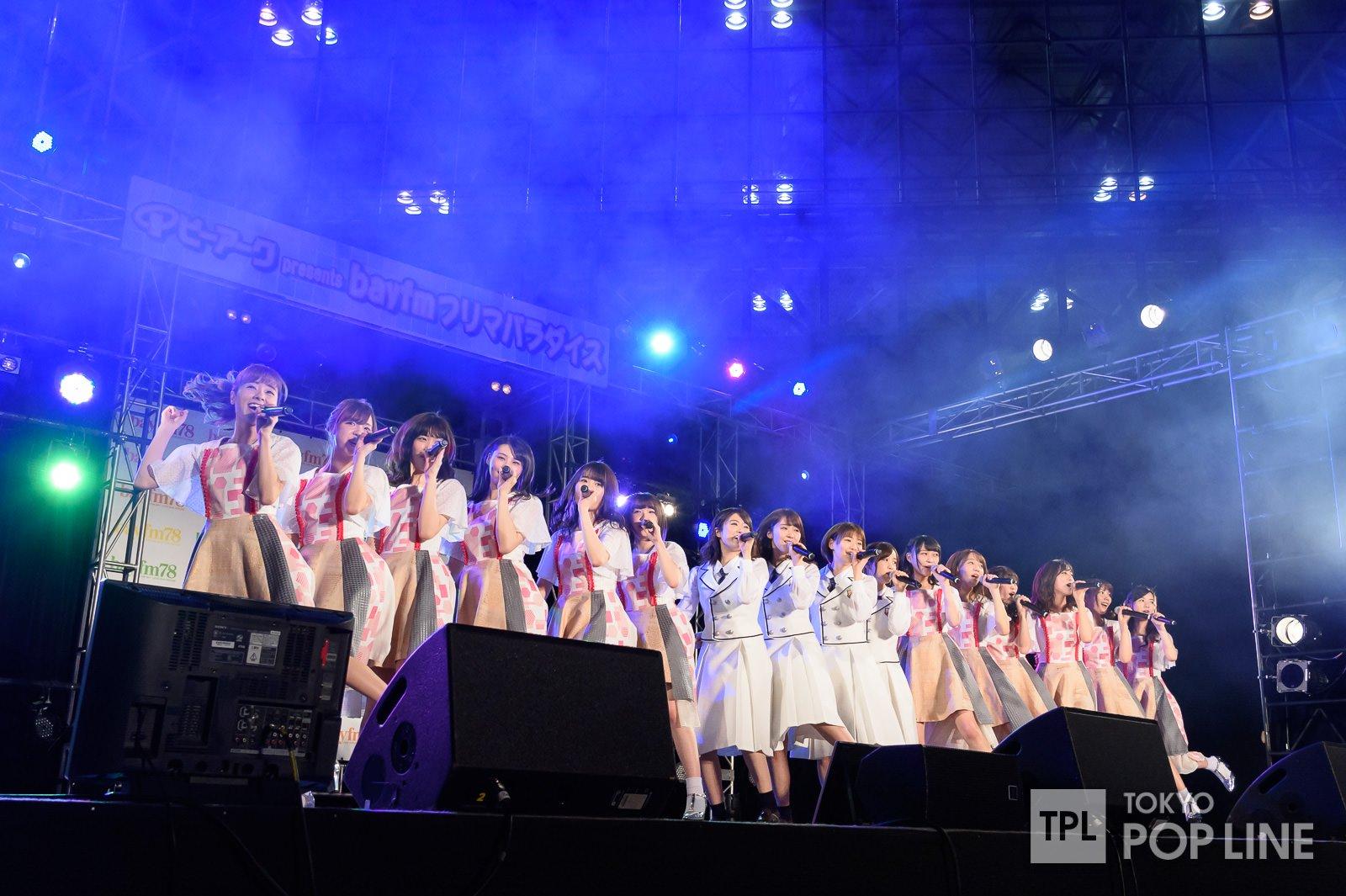 乃木坂46 ピーアーク presents bayfmフリマパラダイス3