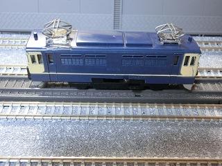 ミニミニレール EF65-1024 国鉄色