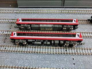 KATO 鹿島臨海鉄道6000形 初期製品(側面③)