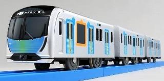 オリジナルプラレール「西武鉄道40000系」