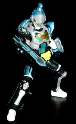 仮面ライダーブレイブ ハンターアクションゲーマー レベル5(ドラゴンブレード)