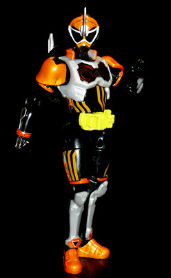 仮面ライダーエグゼイド ゴーストゲーマー レベル2