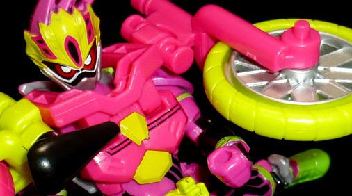 仮面ライダーエグゼイド スポーツアクションゲーマー レベル3