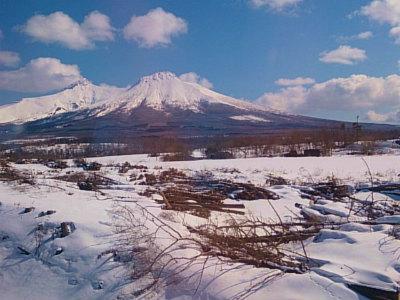 2017 3月駒ヶ岳