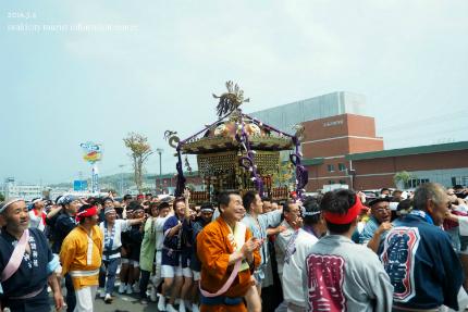 小名浜諏訪神社例大祭