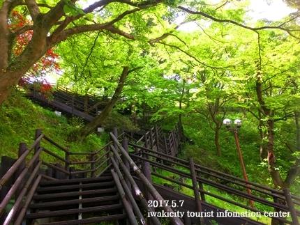松ヶ岡公園1