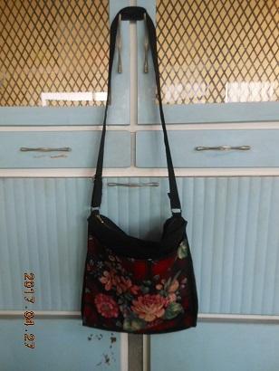 母のバッグ