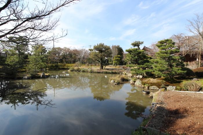 浄土式庭園