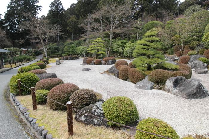 庭園の様子②