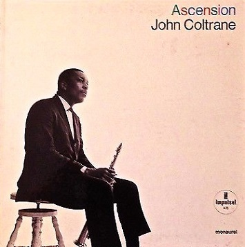 John Coltrane Ascension Impulse! A-95