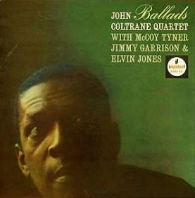 John Coltrane Ballads Impulse! A-32