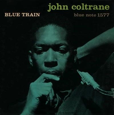 John Coltrane Blue Train Blue Note BLP 1577