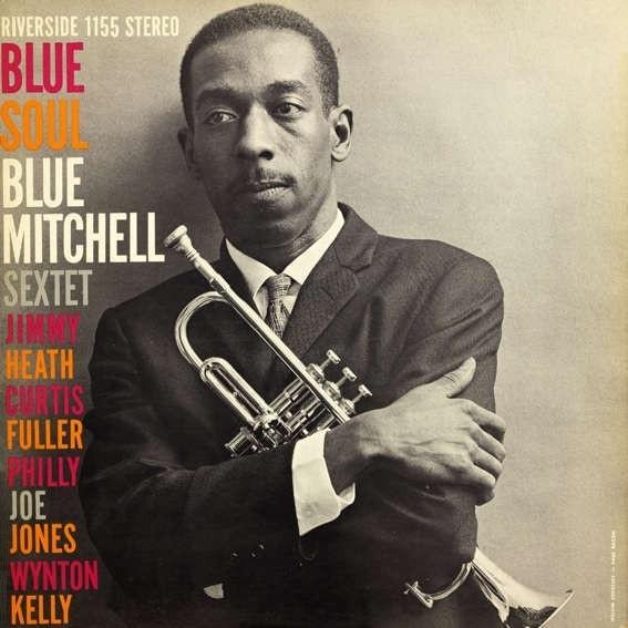Blue Mitchell  Blue Soul Riverside RLP 1155