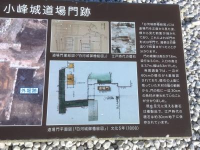 道場門の古絵図