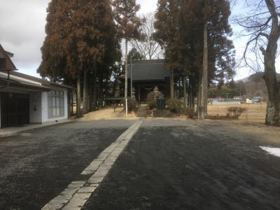 鹿嶋神社境内