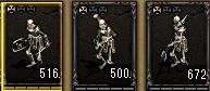 MLC骨3種