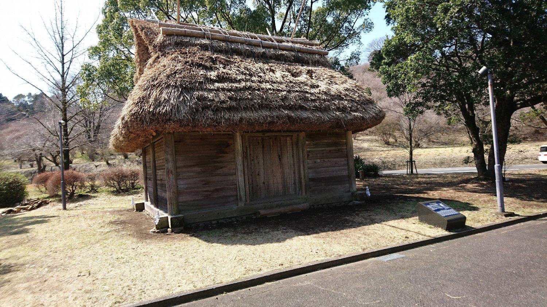古代復元住居