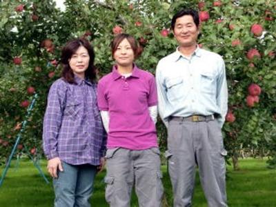 成田さんご家族