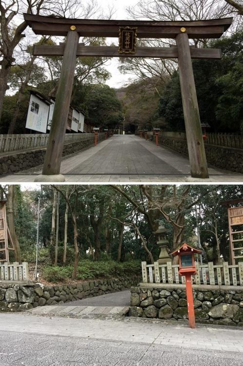 ①枚岡神社