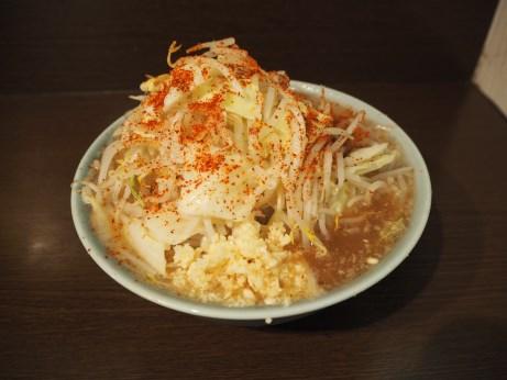 170501_JR西口蒲田_小_ヤサイニンニク唐辛子