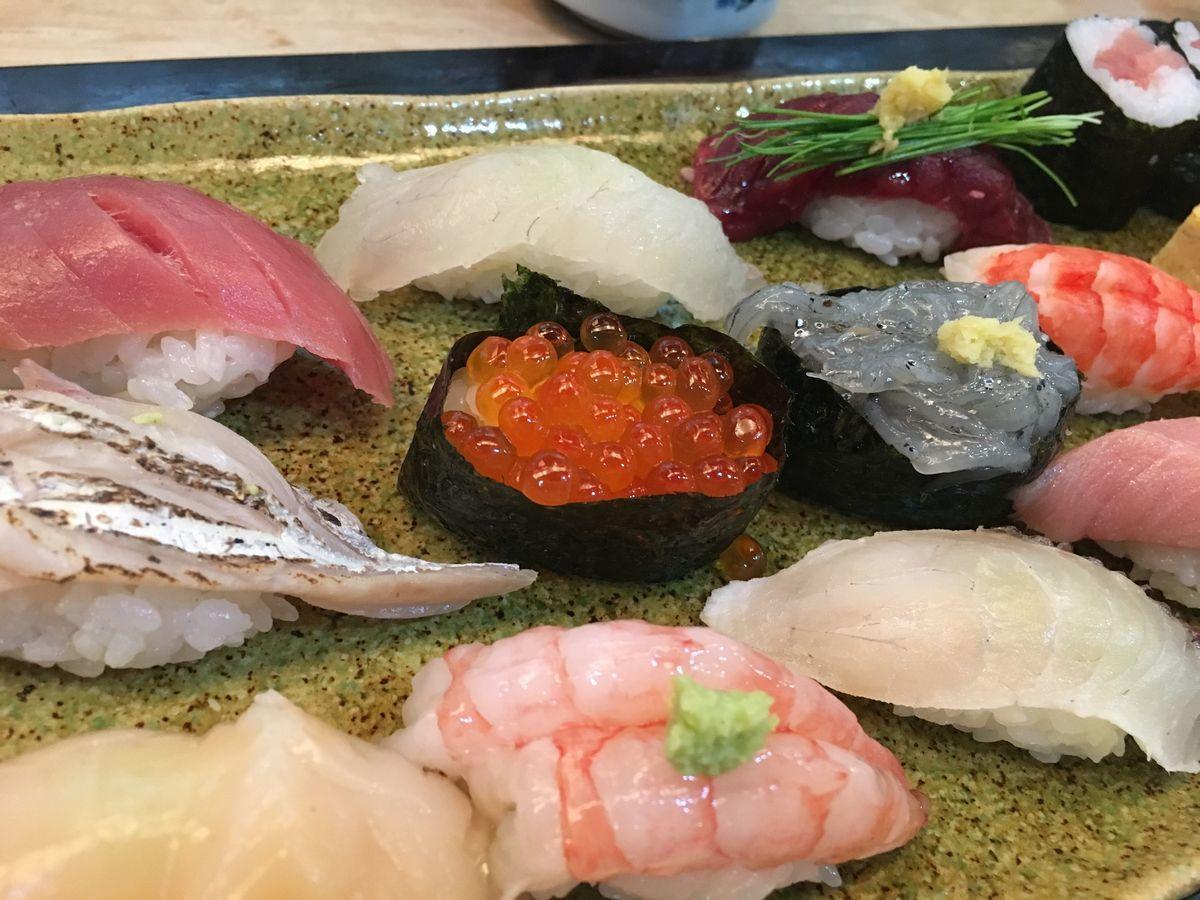 鳥越寿司8