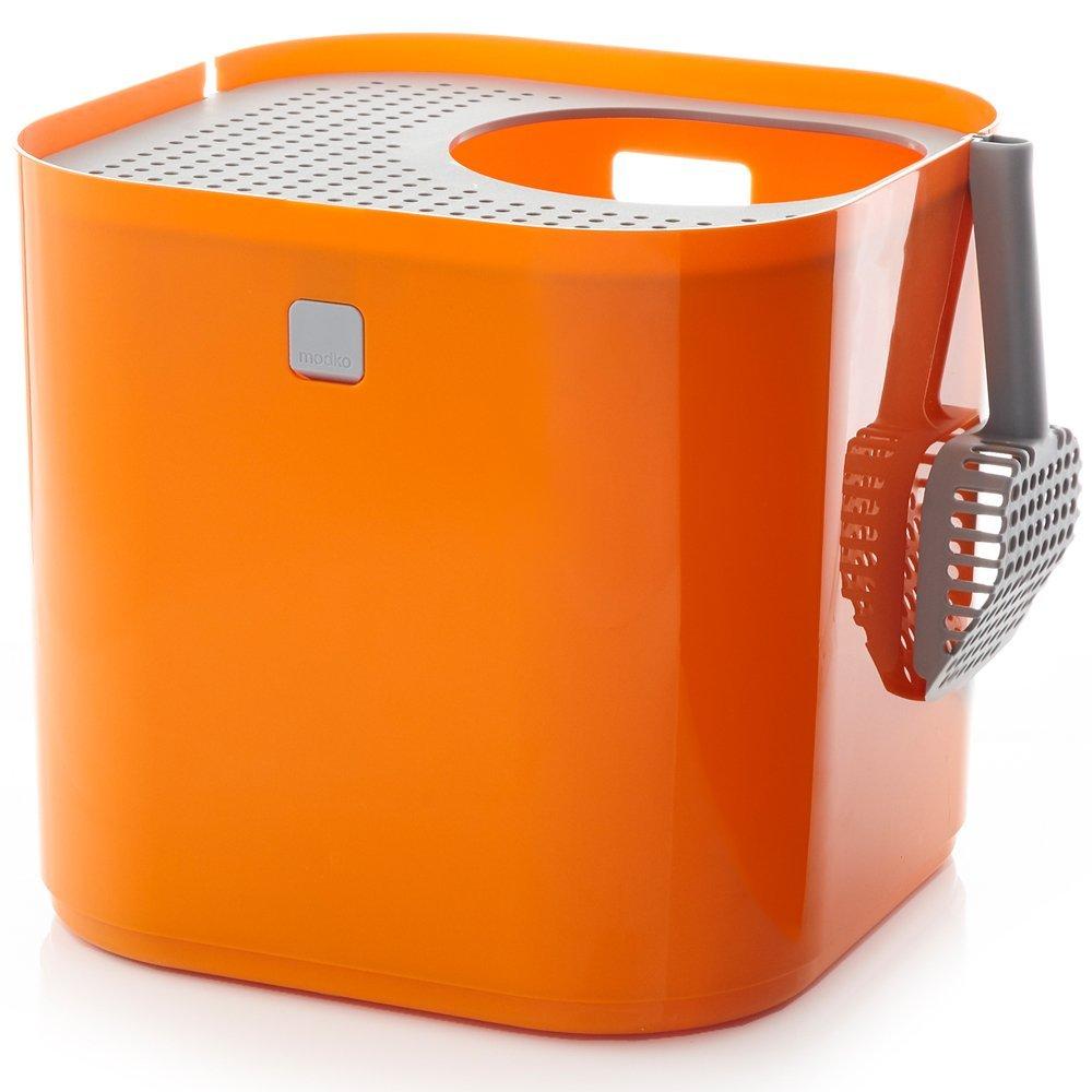 モデキャットリターボックスオレンジ