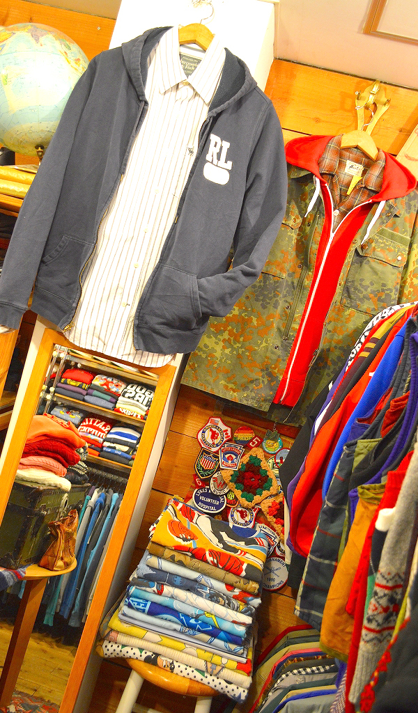 Used Clothing Shop古着屋カチカチ店内画像12