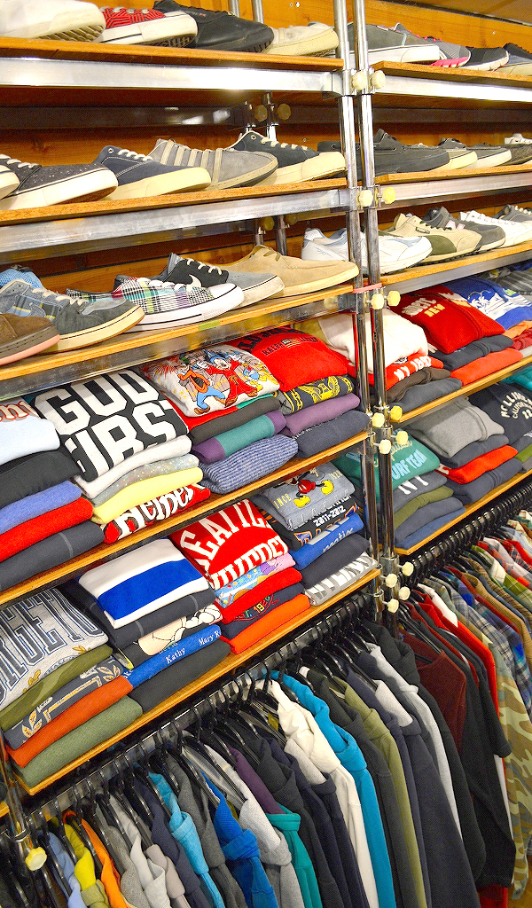 Used Clothing Shop古着屋カチカチ店内画像24